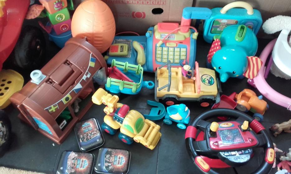 Toy Joblot Ideal Carboot Tabletop Auction Bilston