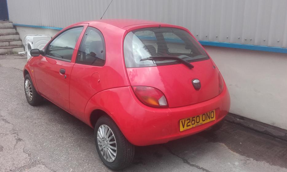 1999 red ford ka 1 3l petrol other black country location walsall. Black Bedroom Furniture Sets. Home Design Ideas