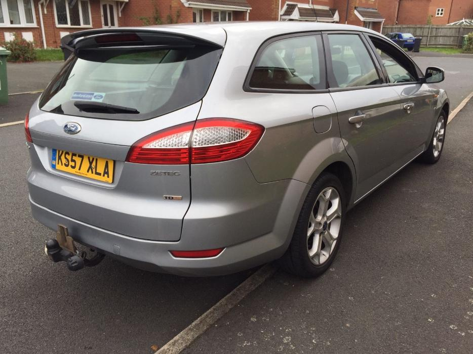 ford mondeo 2008 57 plate 2 0 tdci zetec alloy wheels service history other black country. Black Bedroom Furniture Sets. Home Design Ideas