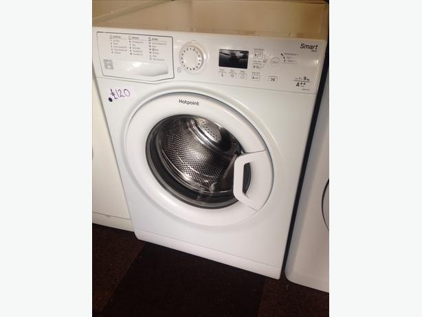 hotpoint 1 9kg washing machine wolverhampton walsall. Black Bedroom Furniture Sets. Home Design Ideas