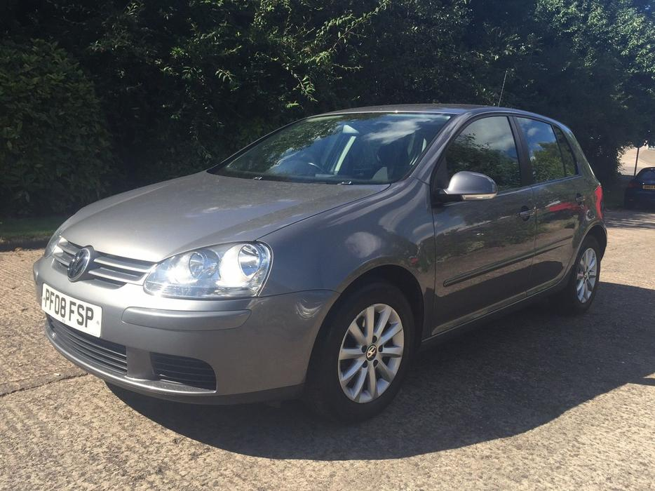 2008 volkswagen golf 1 6 fsi match 115 wednesbury wolverhampton. Black Bedroom Furniture Sets. Home Design Ideas
