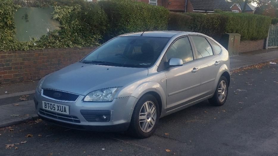 2006 ford focus 2 0 ghia tdci 6 speed long mot other sandwell. Black Bedroom Furniture Sets. Home Design Ideas