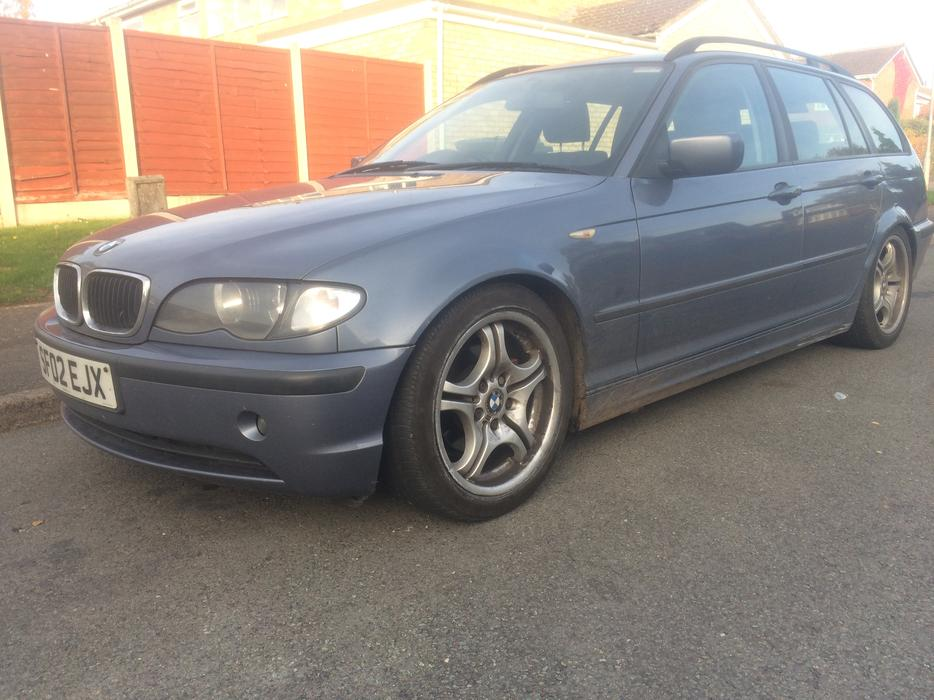 bmw 320d e46 estate 2002 no mot other wolverhampton. Black Bedroom Furniture Sets. Home Design Ideas