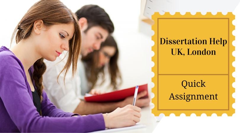 Choose from a large scope of dissertation writing services