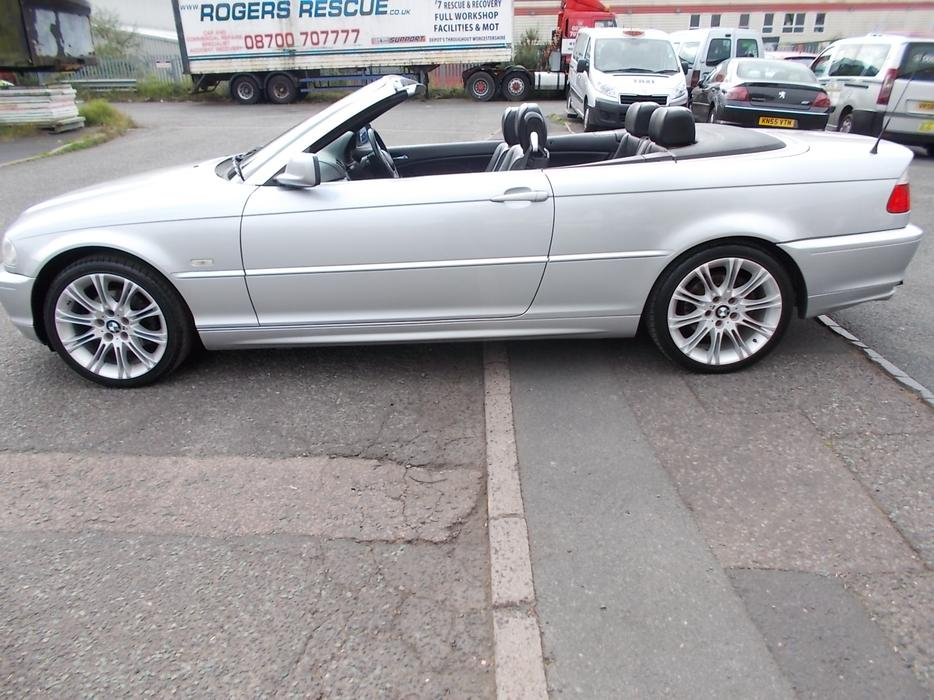 bmw 320 ci convertible e46 other black country location dudley. Black Bedroom Furniture Sets. Home Design Ideas