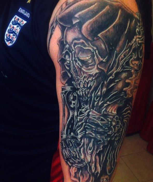 tattoo artist la wolverhampton wolverhampton