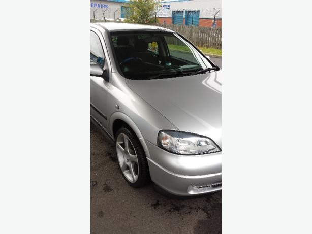astra (reduced price) 1.7 diesel for sale 2002 full service  low mileage