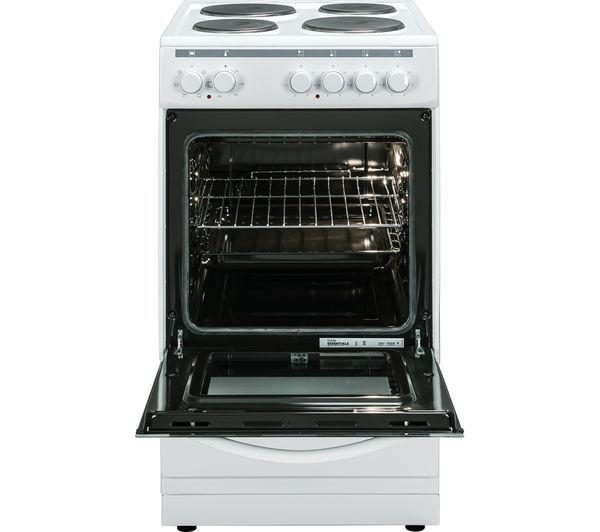 Ono currys essentials white cooker good condition clean walsall wolverhampton - Cookers and ovens cleaning tips ...
