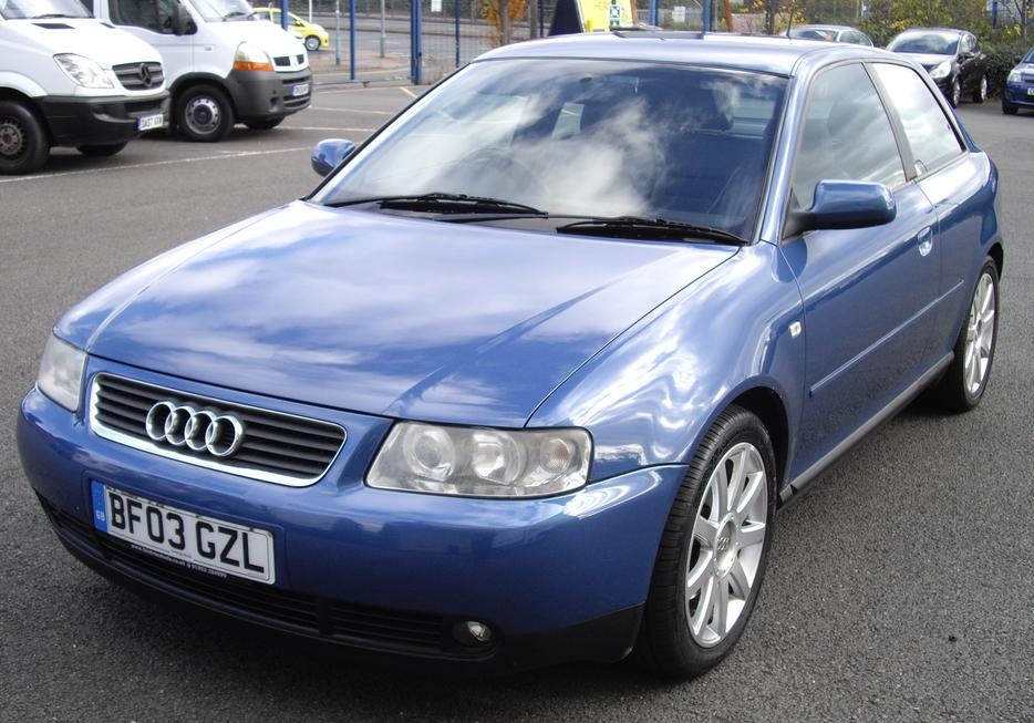 2003 audi a3 1 8t sport wednesbury dudley. Black Bedroom Furniture Sets. Home Design Ideas