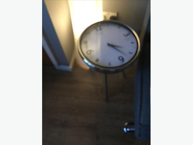 Clock Side Table Dudley Wolverhampton