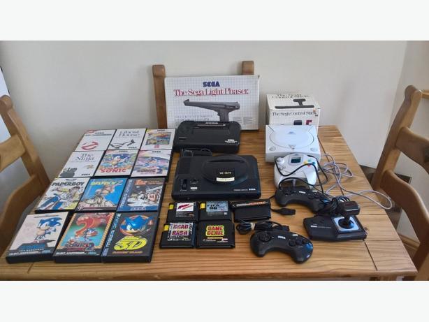 Sega bilston wolverhampton - Sega master system console for sale ...
