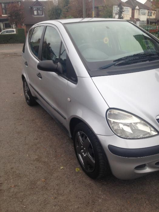 bargain mercedes a140 automatic 1 4 petrol for sale wednesbury wolverhampton mobile. Black Bedroom Furniture Sets. Home Design Ideas