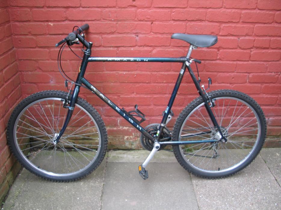 Raleigh Amazon Mountain Bike 23 Inch Frame Wolverhampton