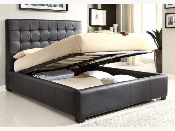 lift up double bed dudley sandwell. Black Bedroom Furniture Sets. Home Design Ideas
