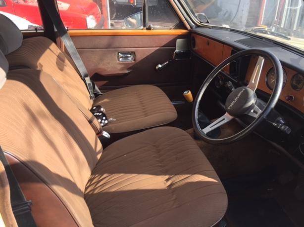 TRIUMPH 1500 TC 1975