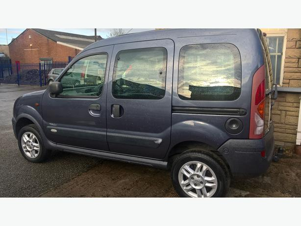renault kangoo trekka 4x4 brierley hill wolverhampton. Black Bedroom Furniture Sets. Home Design Ideas