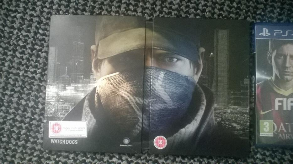 Watch Dogs Ps Used