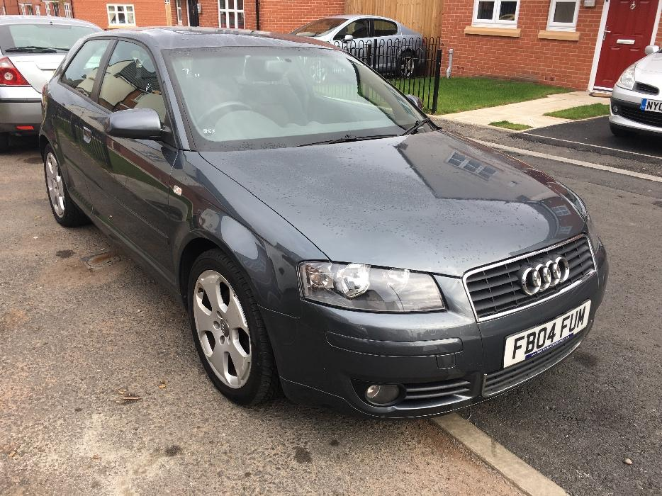 audi a3 sport tdi automatic diesel audi history 10 months mot 2004 walsall sandwell. Black Bedroom Furniture Sets. Home Design Ideas