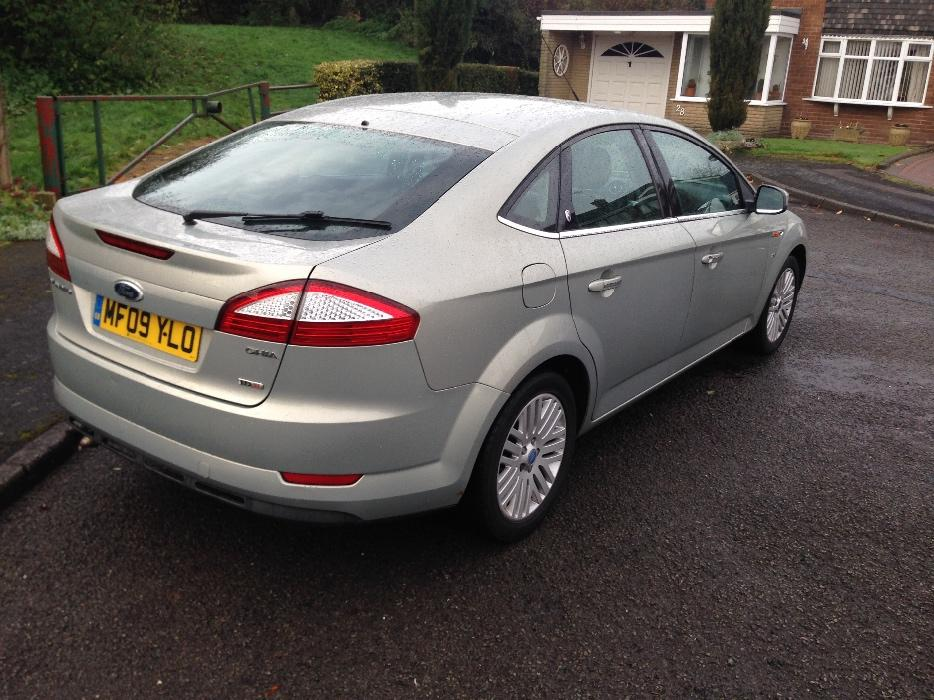 ford mondeo 2009 09 plate 2 0 tdci ghia 105k moted alloy wheels other black country location. Black Bedroom Furniture Sets. Home Design Ideas