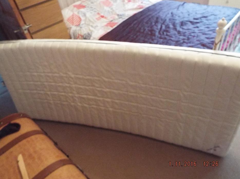 Mattress Ikea Sultan Flataker 200cm X 80cm Dudley