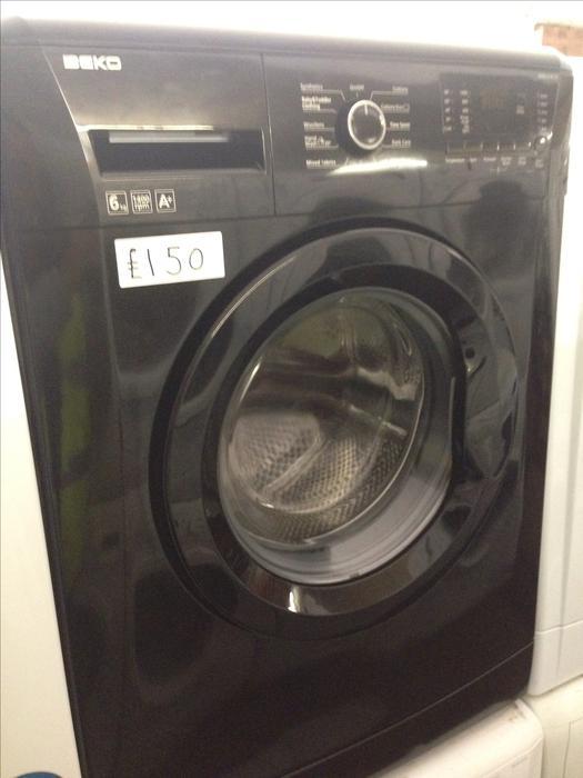 6kg Beko Black Washing Machine Wolverhampton Dudley
