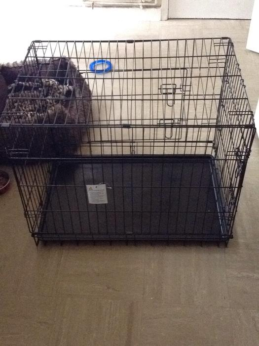 Medium sized dog crate never been used in good condition for Dog crates for medium sized dogs