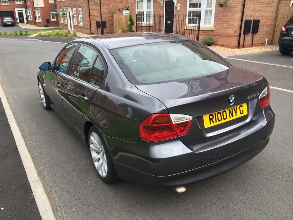 2005 bmw 320d gunmetal grey e90 2 owners 17 alloys 330d msport mercedes smethwick sandwell mobile. Black Bedroom Furniture Sets. Home Design Ideas
