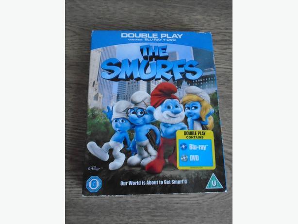 the smurfs bluray amp dvd stourbridge wolverhampton