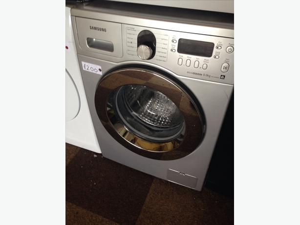 lovely samsung 8kg eco bubble washing machine wolverhampton dudley. Black Bedroom Furniture Sets. Home Design Ideas