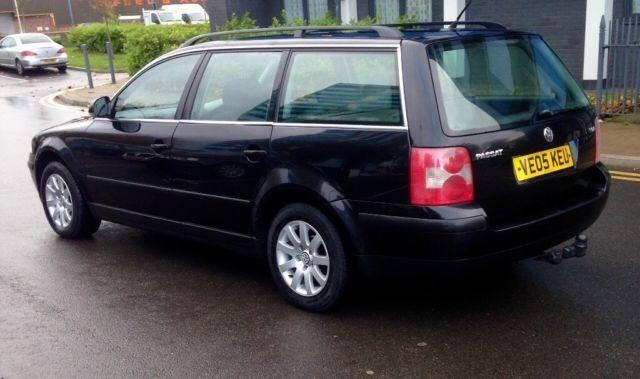 volkswagen passat 1 9 tdi trendline 130bhp 2005 sandwell dudley. Black Bedroom Furniture Sets. Home Design Ideas