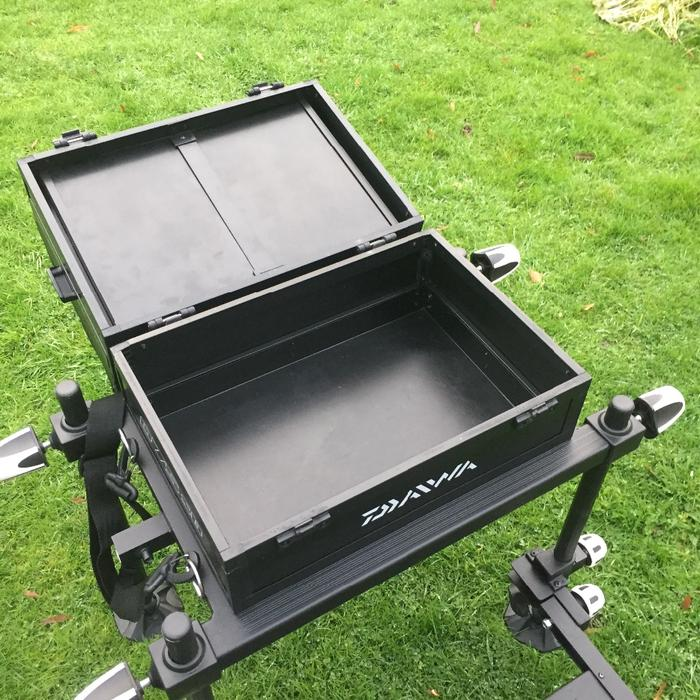 New Daiwa D75sb Seatbox Plus Extras Rowley Regis
