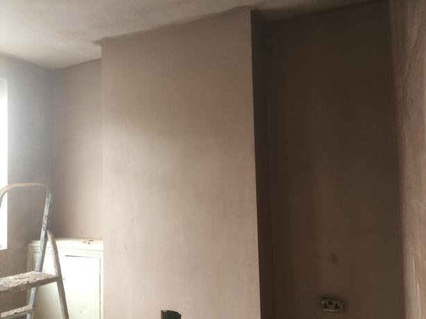 FOR TRADE: PLASTERING AND SCREEDING