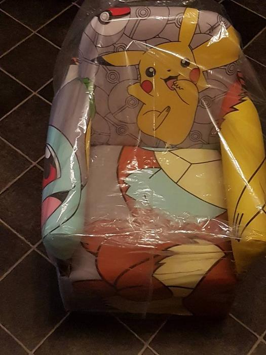 Pokemon Chair Dudley Dudley