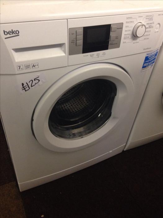 beko 7kg washing machine 1400 spin wolverhampton. Black Bedroom Furniture Sets. Home Design Ideas