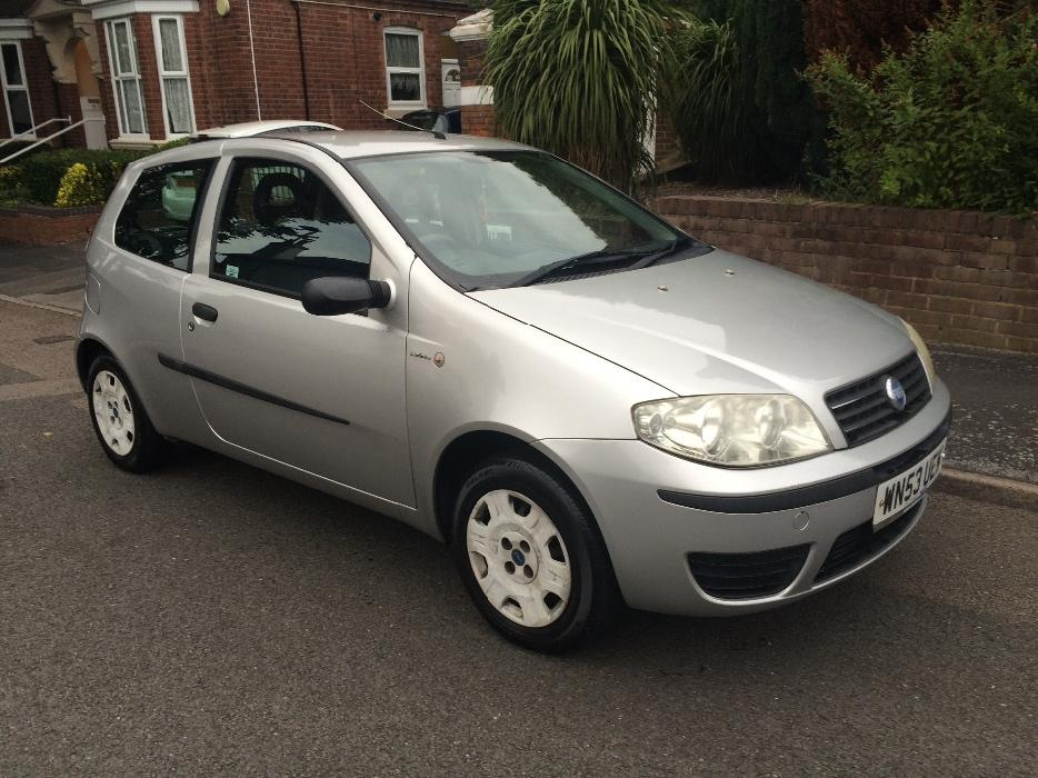 Punto 03 Plate Facelift Walsall Wolverhampton