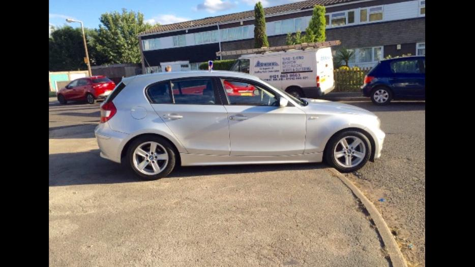 2007 bmw 118d diesel 1 series dudley dudley. Black Bedroom Furniture Sets. Home Design Ideas