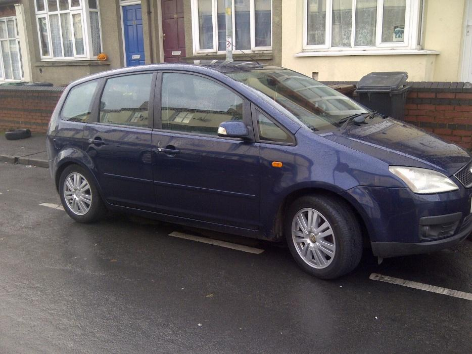 Ford Cmax 2 0 Tdci Ghia Top Spec Dudley Dudley