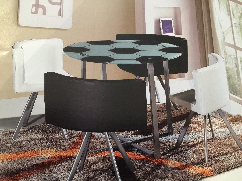 Space saver dining table and chairs west bromwich sandwell - Space saver dining room table ...