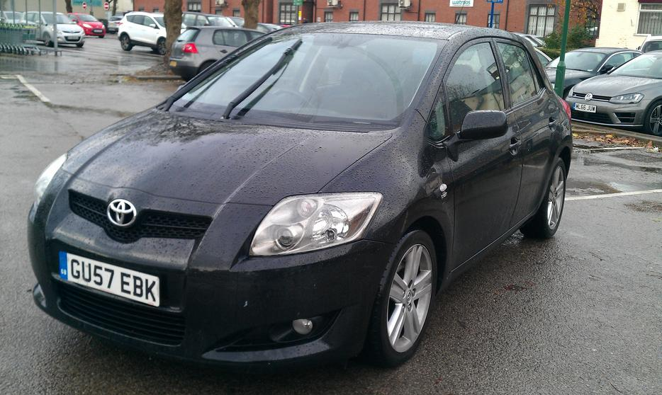 toyota auris 2 2 diesel t180 57 plate other sandwell. Black Bedroom Furniture Sets. Home Design Ideas