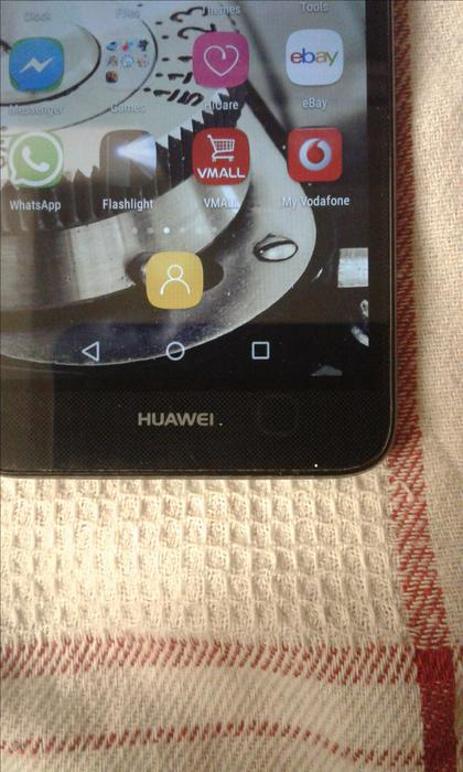 how to change region on huawei phone