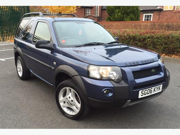 2006 land rover freelander td4 hse fully loaded. Black Bedroom Furniture Sets. Home Design Ideas