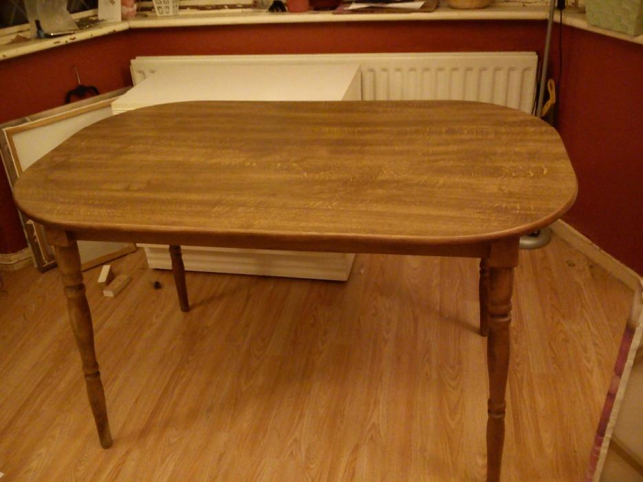 Oak dining table Wednesfield Sandwell : 106146625934 from www.usedsandwell.co.uk size 934 x 700 jpeg 63kB