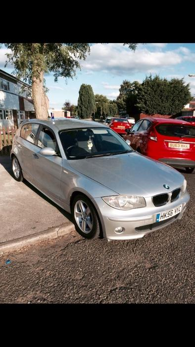 2007 bmw 118d sport diesel dudley sandwell. Black Bedroom Furniture Sets. Home Design Ideas