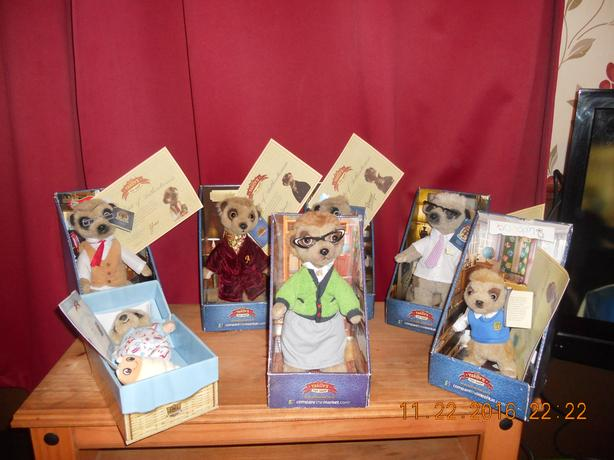 6 Compare The Market Meerkats