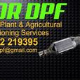 Caterpillar & Liebherr dpf cat diesel particulate filter exhaust plant cleaning