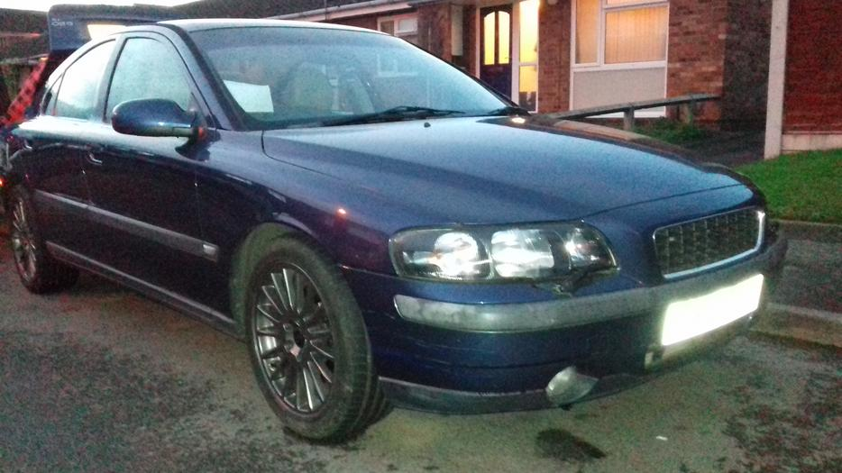 volvo s60 t5 2001 automatic spares or repairs 12 months ...