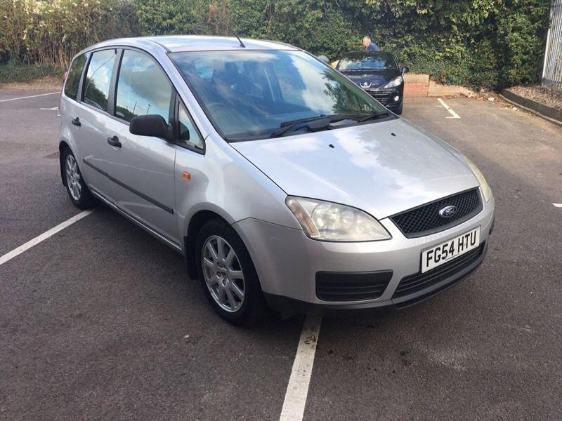 ford focus c max 1 6 tdci lx 5dr fsh 2005 diesel manual hpi clear sandwell dudley. Black Bedroom Furniture Sets. Home Design Ideas