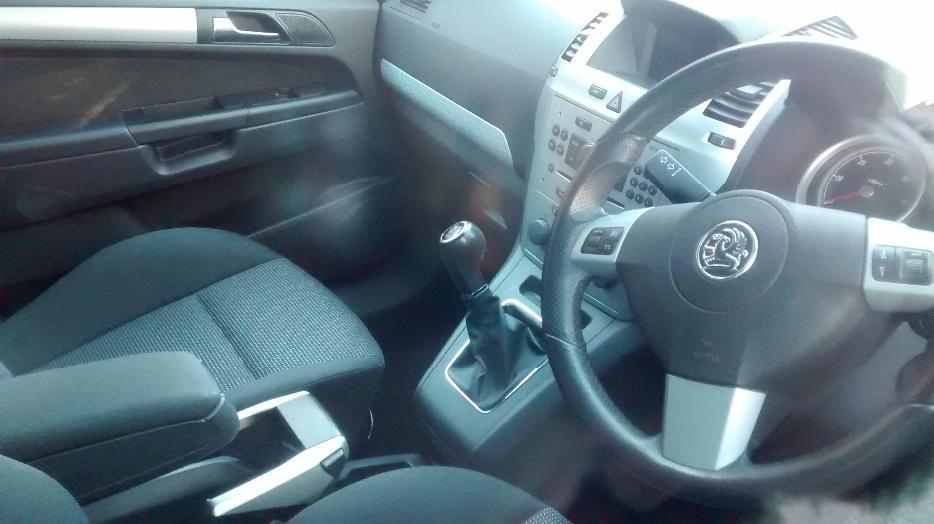 Vauxhall Zafira Sri Xp Wolverhampton Dudley