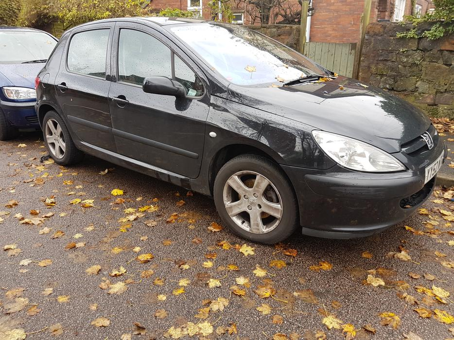 Peugeot 307 52 Plate Needs Mot And Tlc Please Read Add