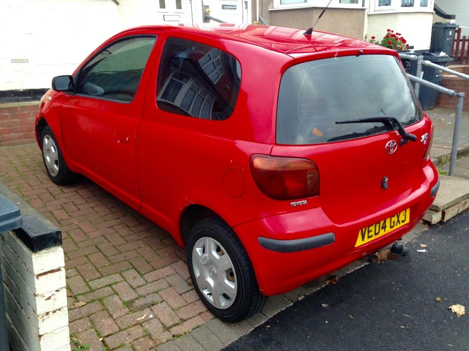 2004 toyota yaris 1 4 diesel d4d selling cheap dudley sandwell. Black Bedroom Furniture Sets. Home Design Ideas